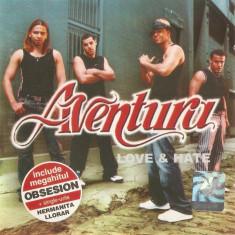 CD Aventura – Love & Hate, original