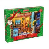 Puzzle Waddingtons Christmas Writing To Santa 1000 Pcs, Schmidt