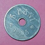 A5496 5 bani 1905
