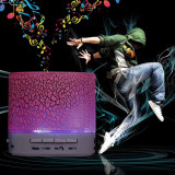 Mini Boxa portabila Bluetooth - Colorful Roz