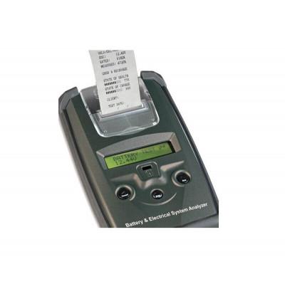 Tester baterie cu imprimanta Telwin DTP800 foto