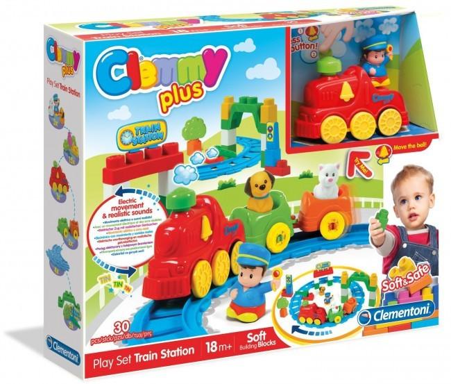 Clemmy - Statie De Tren