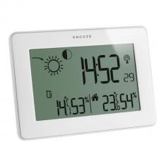 Statie meteo cu transmitator wireless white TFA 35.1128.02 Children SafetyCare