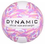 Dynamic minge volei alb