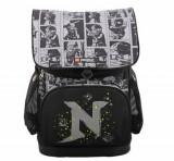 Ghiozdan scoala Optimo cu geanta sport Shadow LEGO Ninjago