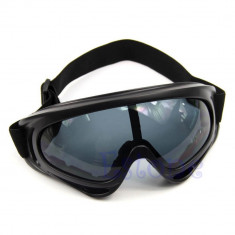 Ochelari unisex ski, snowboard si multe alte sporturi, lentila gri inchis