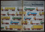 Automobile Roman pentru transportul de marfuri