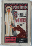 M. Sadoveanu - Sfintele amintiri