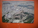 HOPCT 65418  PALATUL PARLAMENTULUI SI STADIONUL   ATENA -GRECIA-CIRCULATA, Printata