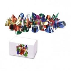 Set 100 Mini Coifuri Petrecere, Multicolor