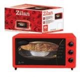 Cuptor electric Zilan,1650 W, 40 Litri,Gratar,Tava