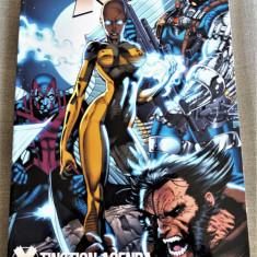 Vand X-Men X-Tinction Agenda Marvel Comics (Benzi Desenate)