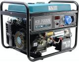 Cumpara ieftin Generator curent 5.5 kW, KS 7000E Könner & Söhnen, E-start, autonomie 17h