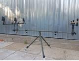 Rod pod EASTSHARK Full Echipat cu 3 Senzori FL + 3 Swingeri cu iluminare