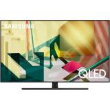 Televizor Samsung QLED Smart TV QE85Q70TA 215cm Ultra HD 4K Black