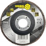 Disc abraziv P 80 115 mm VOREL