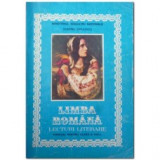 LIMBA ROMANA-LECTURI LITERARE-Manual pentru clasa a VIII-a,1997,Ca NOUA,T.GRATUI, Clasa 8