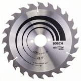 Panza de ferastrau circular Optiline Wood 190x30x2,6mm, 24