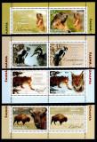 Romania 2013, LP 2003 a, Fauna din Romania, seria cu viniete, MNH!, Nestampilat