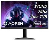 Cumpara ieftin Monitor Gaming IPS LED Acer 27inch 27ML1UBMIIPX, WQHD (2560 x 1440) HDMI, DisplayPort, 75 Hz, 1 ms (Negru)