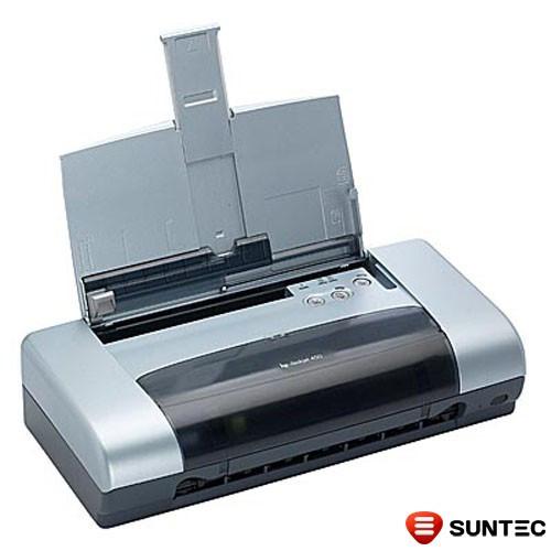 Imprimanta portabila cu jet HP Deskjet 450 Mobile C8145A, cartuse noi