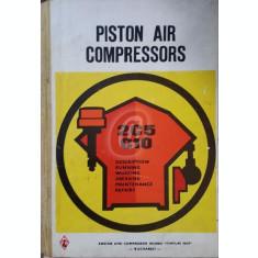 Piston air compressors (2C5 C10)