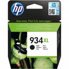 Cartus original HP 934XL Black C2P23AE de capacitate mare