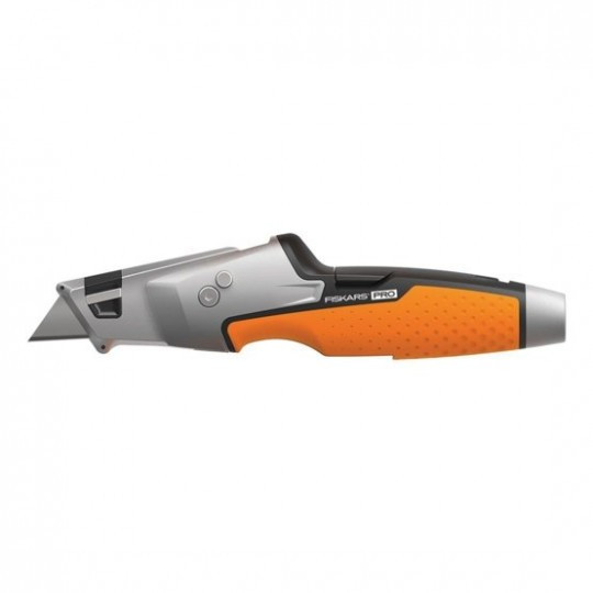FISKARS Cutit utilitar CarbonMax pentru zugravi 19.1 cm