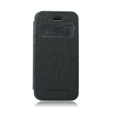 Husa SAMSUNG Galaxy S6 Edge Plus - WOW Mercury (Negru) foto