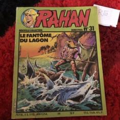 Revista RAHAN nr 31 Rg