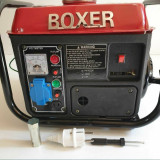 Generator Curent 1250W pe Benzina 2T BOXER Polonia *TRANSPORT GRATUIT!