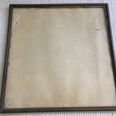 Rama veche din lemn pentru pictura poster foto poza fotografie hobby, Dreptunghiular
