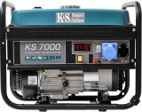 Generator curent KS 7000 Könner & Söhnen Germany, benzina, 5.5 kW, Easy Start