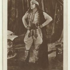 cp actori : Rudolph Valentino - interbelica