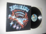 TRIUMPH: Rock' n Roll Machine (1978) vinil USA, hard rock de calitate, stare NM