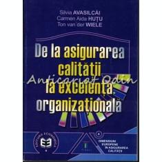 De La Asigurarea Calitatii La Excelenta Organizatiei - Silvia Avasilicai