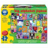 Puzzle de Podea in Limba Engleza Invata Alfabetul 26 Piese