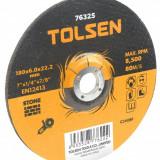 Disc de taiere cu centru coborat (piatra) 1125x3x16 mm
