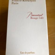 Maison Francis Kurkdjian Baccarat Rouge 540- parfum unisex 200ML
