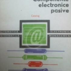 Componente electronice pasive - catalog (Ed. Tehnica)