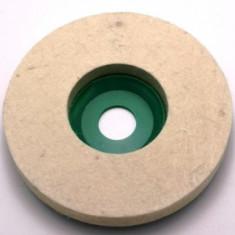 Disc pasla cu suport pentru flex 125 mm