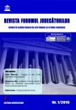Cumpara ieftin Revista Forumul Judecatorilor - nr. 1 2015
