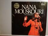 Nana Mouskouri – In Concert – 2LP Set (1977/Fontana/RFG) - Vinil/Impecabil (NM+)