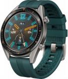 Smartwatch Huawei Watch GT, AMOLED 1.39inch, 8MB RAM, 128MB Flash, Bluetooth, Bratara silicon, Android si iOS (Verde)