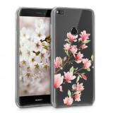 Husa pentru Huawei P9 Lite (2017), Silicon, Roz, 45851.01