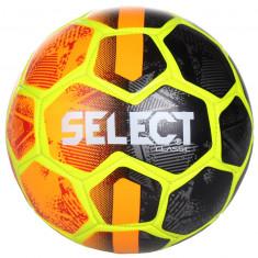 FB Classic 2019 minge fotbal portocaliu-negru n. 5