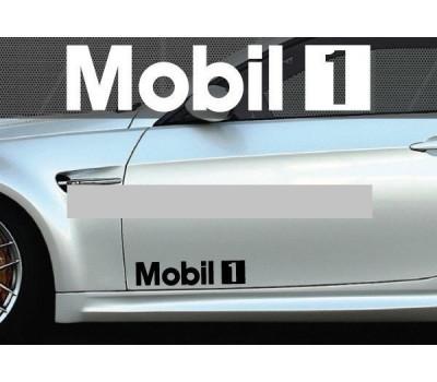 Set 2 buc. sticker auto lateral - Mobil foto