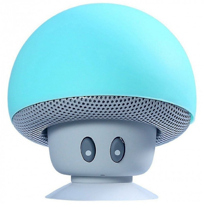 Boxa Portabila Bluetooth iUni DF17, Microfon, Apeluri Handsfree, Turquoise