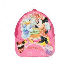 "Sapca Disney pentru fete ""Minie si Daisy"" - Siclam"
