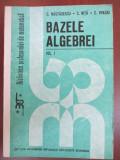 Bazele algebrei vol.1-C.Nastasescu, C.Nita, C.Vraciu